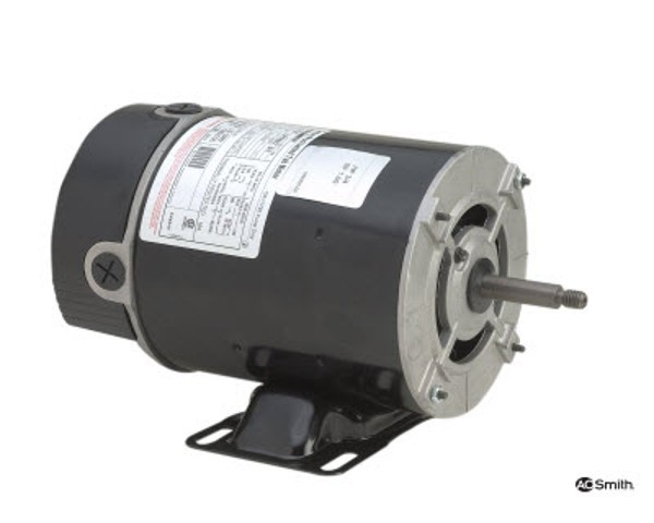 Ao smith spa pump motors hot tub motors century flex for Jacuzzi tub pump motor