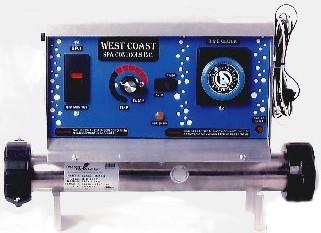 Nu 1000 A 24 Supreme Series By Nu Wave Spa Controls West
