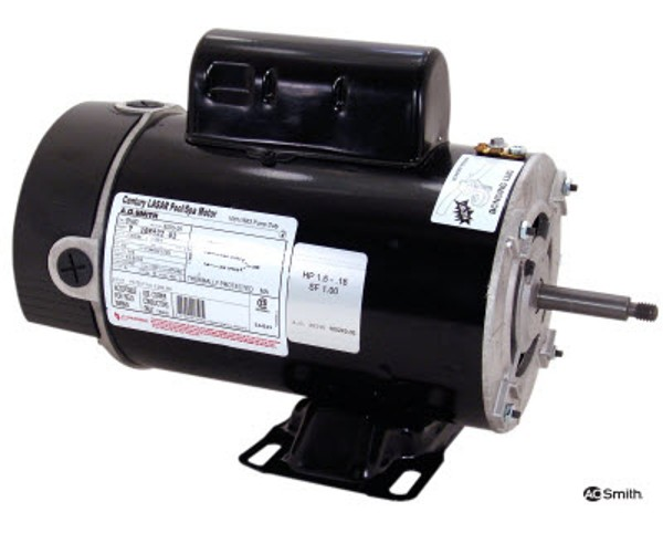 Ao smith spa pump motors hot tub motors bn 61 7 for Ao smith pump motor